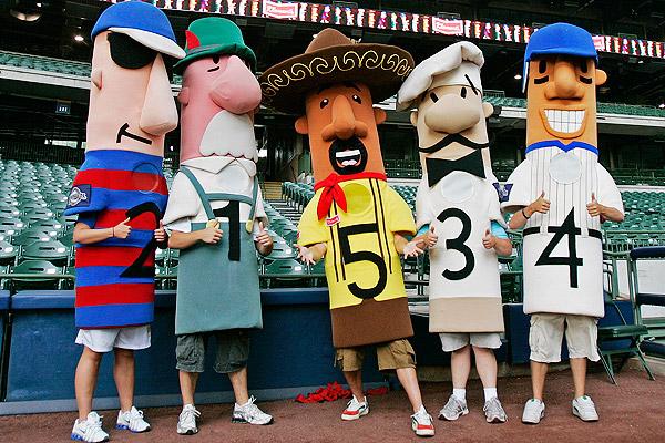Klements Sausage Racers